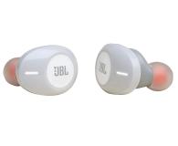 JBL Tune 120TWS Białe - 506116 - zdjęcie 1