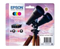 Epson 502 INK CMYK - 505650 - zdjęcie 1