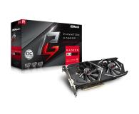 Karta graficzna AMD ASRock Radeon RX 580 Phantom Gaming X OC 8GB GDDR5