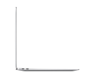 Apple MacBook Air i5/8GB/128/UHD 617/Mac OS Silver  - 506279 - zdjęcie 2