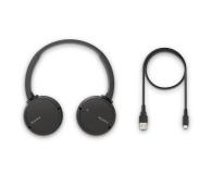 Sony WH-CH500 Czarne - 507051 - zdjęcie 4