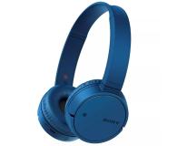 Sony WH-CH500 Niebieskie - 507056 - zdjęcie 1