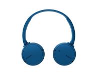 Sony WH-CH500 Niebieskie - 507056 - zdjęcie 2