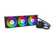 Chłodzenie procesora SilentiumPC Navis Evo ARGB 360 3x120mm