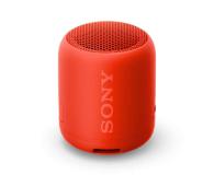 Sony SRS-XB12 Czerwony - 506785 - zdjęcie 1