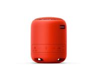 Sony SRS-XB12 Czerwony - 506785 - zdjęcie 4