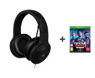 Razer Kraken Essential + FIFA 19 XBOX - 503975 - zdjęcie 1