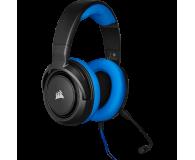 Corsair HS35 Stereo Gaming Headset (niebieski)  - 504081 - zdjęcie 3