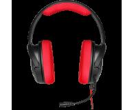 Corsair HS35 Stereo Gaming Headset (czerwony)  - 504084 - zdjęcie 2