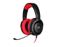 Corsair HS35 Stereo Gaming Headset (czerwony)  - 504084 - zdjęcie 1