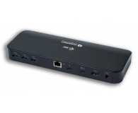i-tec USB-C - USB, RJ-45, HDMI, Thunderbolt3, DP, 85W - 503270 - zdjęcie 2