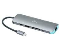 i-tec Stacja dokująca (USB-C, HDMI, LAN, PD 100W) - 503277 - zdjęcie 2