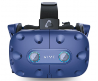 HTC HTC Vive Pro Eye + Wireless Adapter + Klips - 507322 - zdjęcie 2