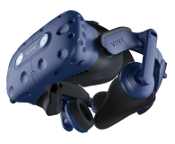 HTC HTC Vive Pro Eye + Wireless Adapter + Klips - 507322 - zdjęcie 4