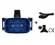 HTC HTC VIVE PRO Full Kit + Wireless Adapter + Klips - 507325 - zdjęcie 1