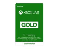 Microsoft XBOX Live GOLD 12 mc ESD - 507148 - zdjęcie 1