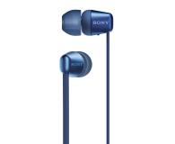 Sony WI-C310 Niebieskie - 507517 - zdjęcie 2