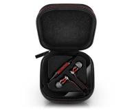 Sennheiser Momentum In-Ear M2 IEi czarno-czerwony - 443363 - zdjęcie 2
