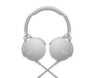 Sony MDR-XB550AP Białe - 507498 - zdjęcie 3