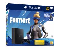 Sony PlayStation 4 PRO 1TB SSD + Fortnite DLC - 514362 - zdjęcie 1