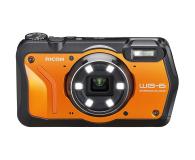 Ricoh WG-6 pomarańczowy  - 507271 - zdjęcie 8