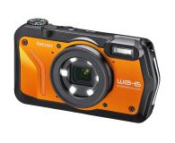 Ricoh WG-6 pomarańczowy  - 507271 - zdjęcie 3