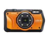 Ricoh WG-6 pomarańczowy  - 507271 - zdjęcie 1