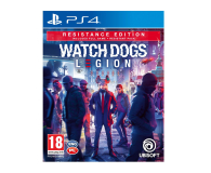 PlayStation Watch Dogs Legion Resistance Edition - 507967 - zdjęcie 1
