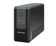 CyberPower UT650EG-FR (650VA/360W, 3x FR) - 507248 - zdjęcie 1