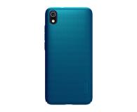 Nillkin Super Frosted Shield do Xiaomi Redmi 7A niebieski - 507705 - zdjęcie 1
