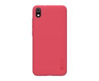 Nillkin Super Frosted Shield do Xiaomi Redmi 7A czerwony - 507707 - zdjęcie 1