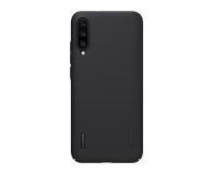 Nillkin Super Frosted Shield do Xiaomi Mi A3 czarny  - 507710 - zdjęcie 1