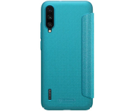 Nillkin Etui z Klapką Sparkle do Xiaomi Mi A3 niebieski - 507719 - zdjęcie 2