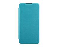 Nillkin Etui z Klapką Sparkle do Xiaomi Mi A3 niebieski - 507719 - zdjęcie 1