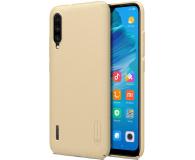 Nillkin Super Frosted Shield do Xiaomi Mi A3 złoty - 507715 - zdjęcie 3
