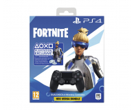 Sony PlayStation 4 DualShock 4 + Fortnite DLC - 508439 - zdjęcie 5