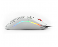 Glorious PC Gaming Race Model O- (Matte White)  - 508537 - zdjęcie 4