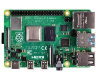 Raspberry Pi 4 model B WiFi DualBand Bluetooth 4GB RAM 1,5GHz - 507842 - zdjęcie 2
