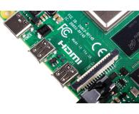 Raspberry Pi 4 model B WiFi DualBand Bluetooth 4GB RAM 1,5GHz - 507842 - zdjęcie 6