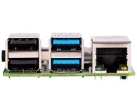Raspberry Pi 4 model B WiFi DualBand Bluetooth 4GB RAM 1,5GHz - 507842 - zdjęcie 3