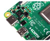 Raspberry Pi 4 model B WiFi DualBand Bluetooth 4GB RAM 1,5GHz - 507842 - zdjęcie 8