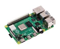 Raspberry Pi 4 model B WiFi DualBand Bluetooth 4GB RAM 1,5GHz - 507842 - zdjęcie 1