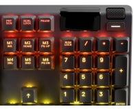 SteelSeries Apex 7 Red Switch - 503834 - zdjęcie 6