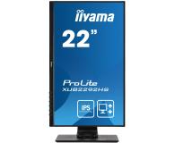 iiyama XUB2292HS-B1 - 504176 - zdjęcie 3