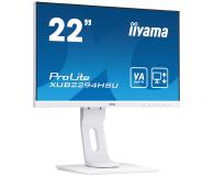 iiyama XUB2294HSU biały - 504178 - zdjęcie 4