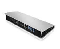 ICY BOX Stacja dokująca (USB-C, PD, HDMI, DisplayPort) - 505349 - zdjęcie 1