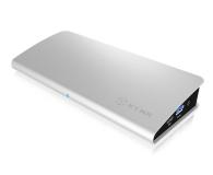 ICY BOX Stacja dokująca (USB-C, PD, HDMI, DisplayPort) - 505349 - zdjęcie 4