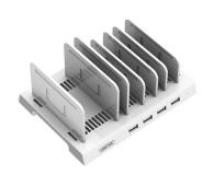 Unitek Stacja ładująca 4x USB 2.4A 36W - 509744 - zdjęcie 1