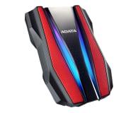 ADATA HD770G 2TB USB 3.2 Gen. 1 Czerwony - 509911 - zdjęcie 1