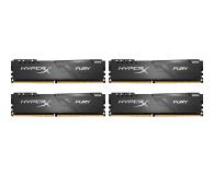 HyperX 64GB 2666MHz Fury CL16 (4x16GB) - 510803 - zdjęcie 1